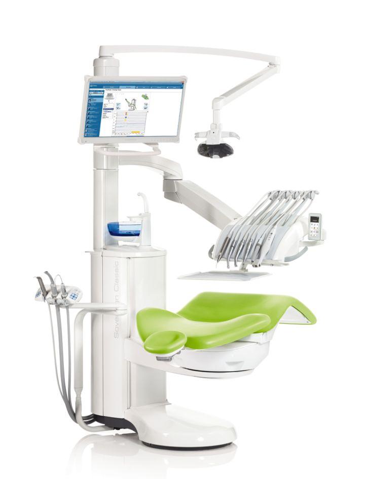 Planmeca Sovereign Classic tandlægeunit