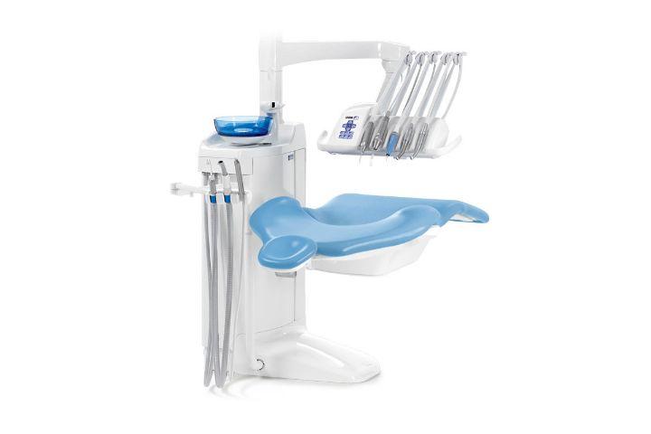 En Planmeca Compact iClassic dental unit