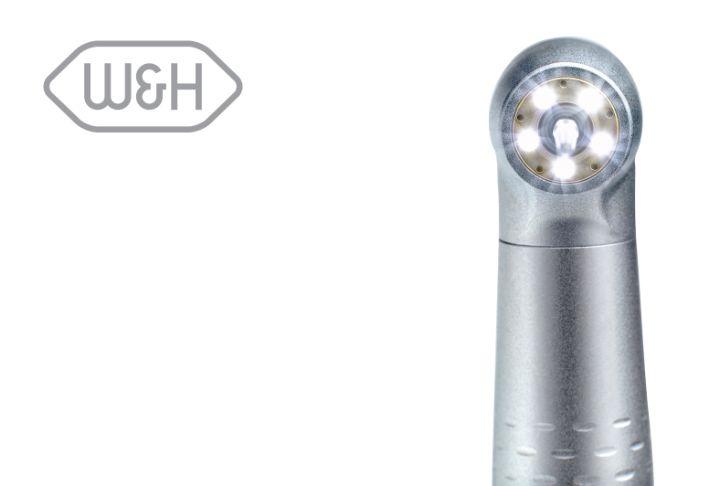 W&H - turbine, håndstykke og vinkelstykke